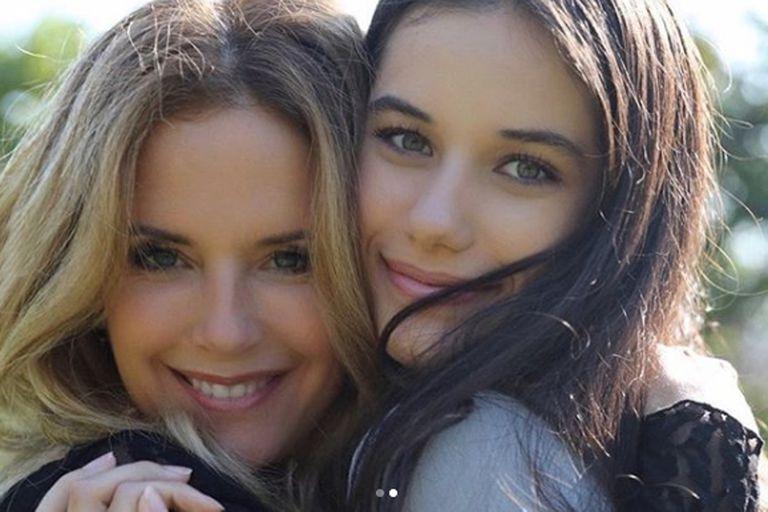 El conmovedor adiós de Ella Travolta para su mamá, Kelly Preston