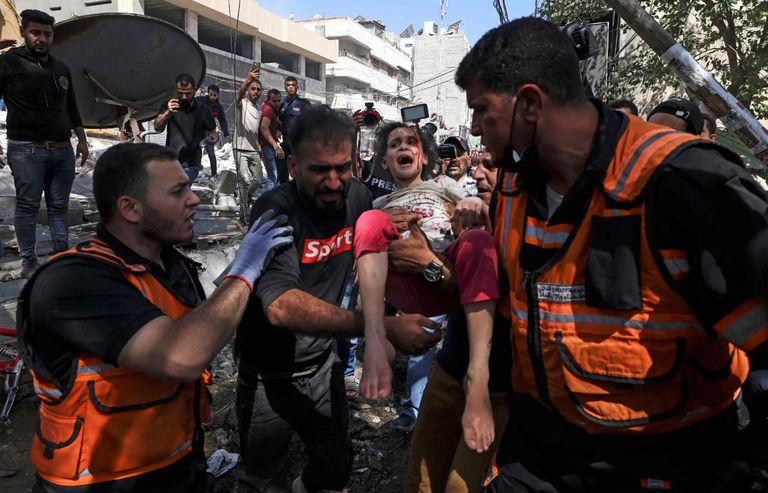 El peor día de violencia entre Israel y Hamas: 42 muertos en la Franja de Gaza