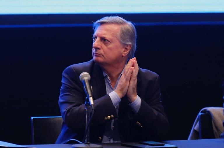 El ministro Juan José Aranguren
