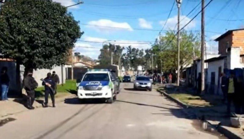 El cuerpo fue hallado en una vivienda de El Talar, en Tigre