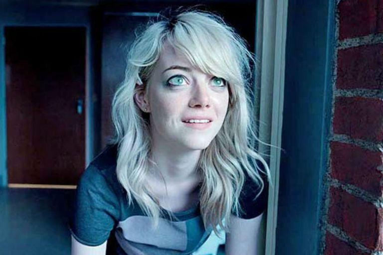 Emma Stone en Birdman, película que le valió una nominación al Oscar