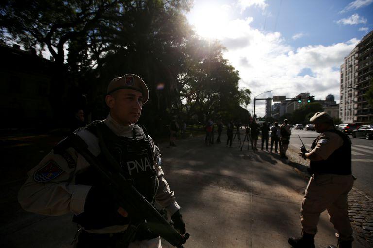 La ciudad comienza a blindarse antes del comienzo de la cumbre del G-20
