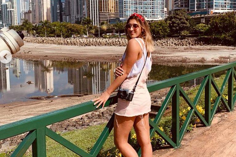 Pignatiello disfruta en Panamá
