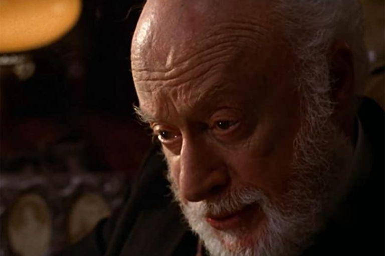 El actor era considerado una de las últimas leyendas vivientes de Hollywood
