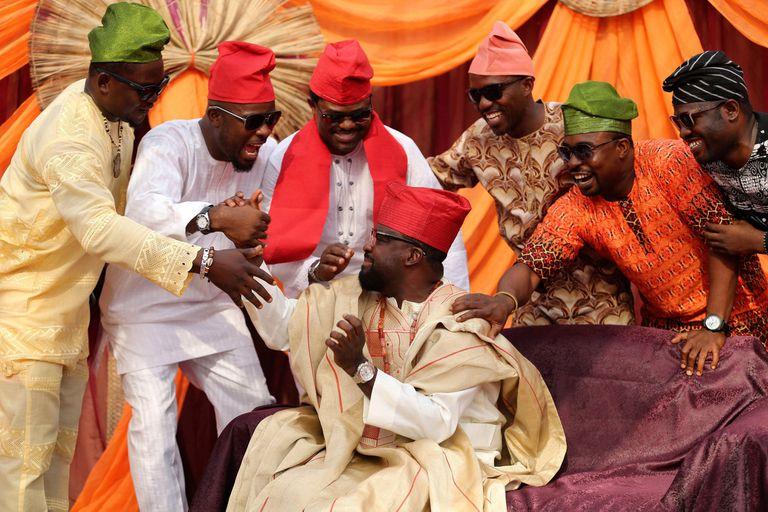 """¿Cómo es Nollywood, la industria millonaria del """"home video"""" de Nigeria?"""