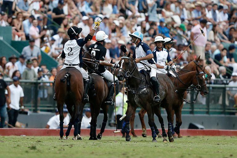 Ellerstina vs La Dolfina, nuevamente frente a frente en el gran clásico del polo de los últimos años