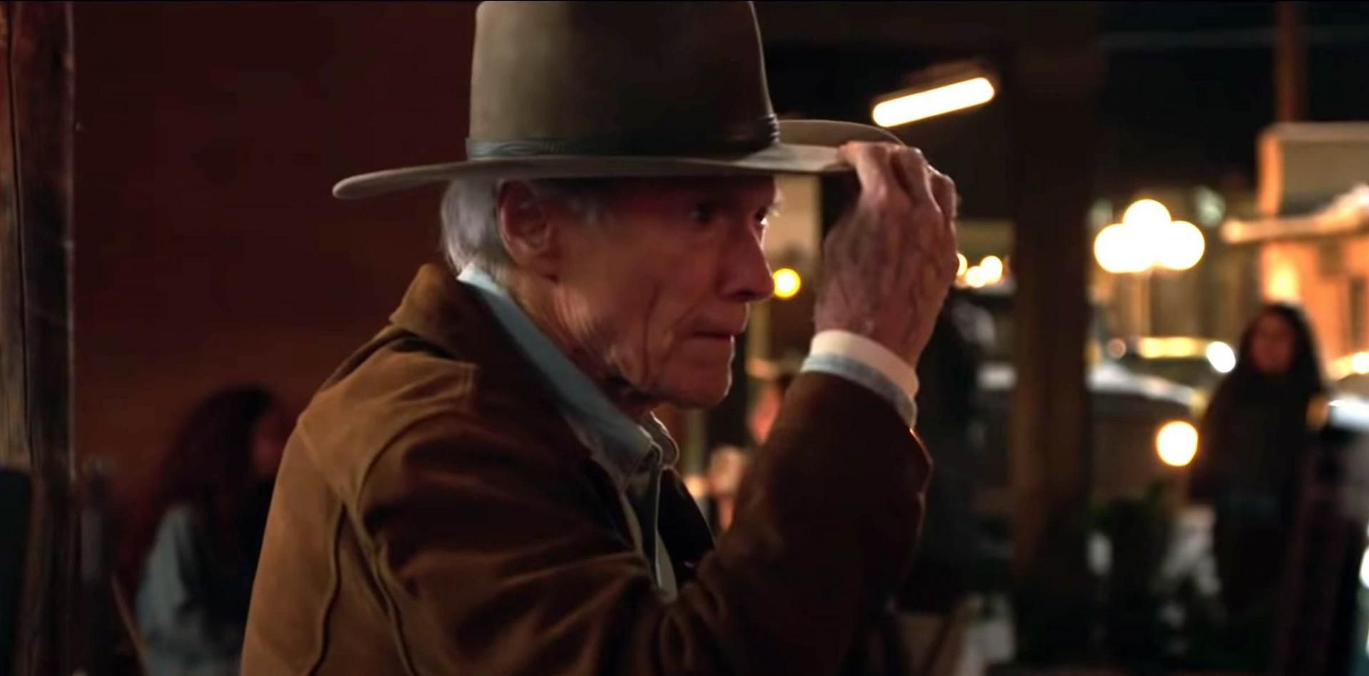 Clint Eastwood en Cry Macho, su nueva película