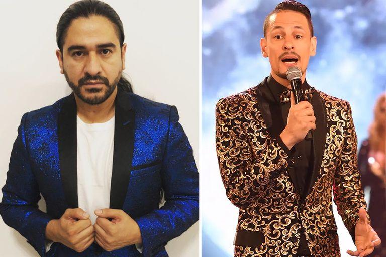 Cantando 2020: Ariel Pucheta no le escapó a la polémica con Rodrigo Tapari
