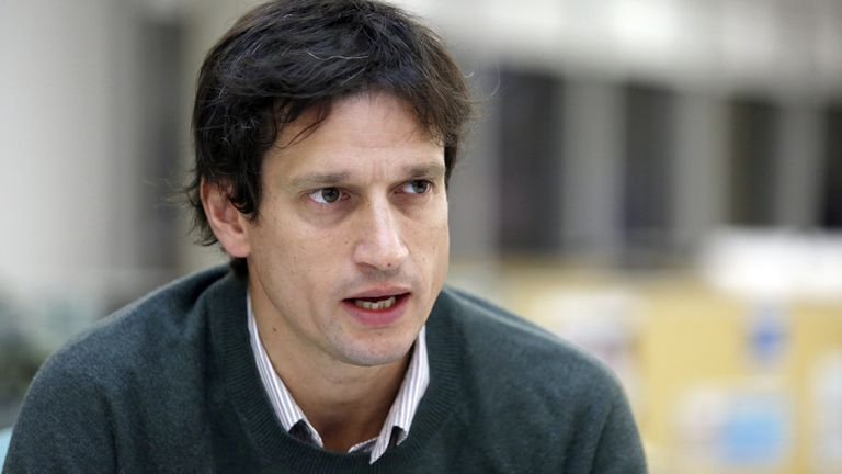 Diego Lagomarsino era asesor informático de Alberto Nisman