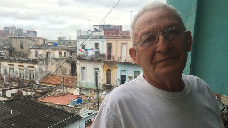 """Ernesto Cardosa Vega opina: """"En Cuba se cumplen los derechos humanos esenciales"""""""