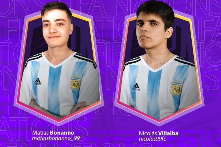 eSports. Quiénes son los argentinos que disputarán el título mundial de FIFA 21