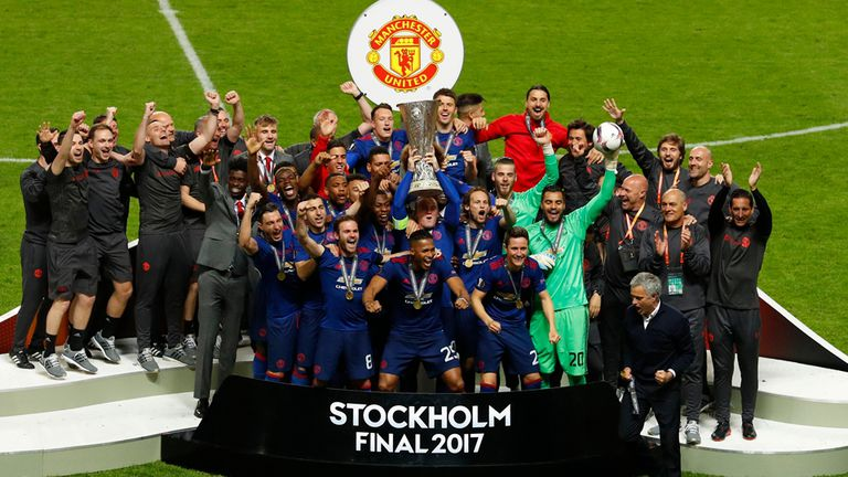 Manchester United Campeon