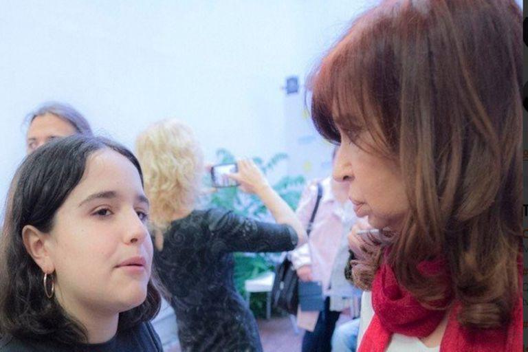 Ofelia Fernádez competirá por un lugar en la legislatura porteña