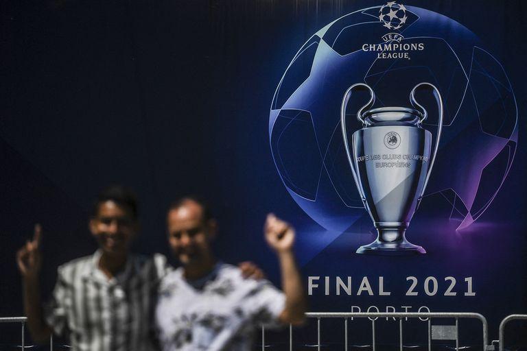 Champions. Un recorrido previo de fotos por la final Manchester City vs. Chelsea