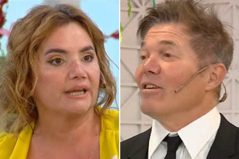 Durísimo cruce entre Nancy Pazos y Fernando Burlando