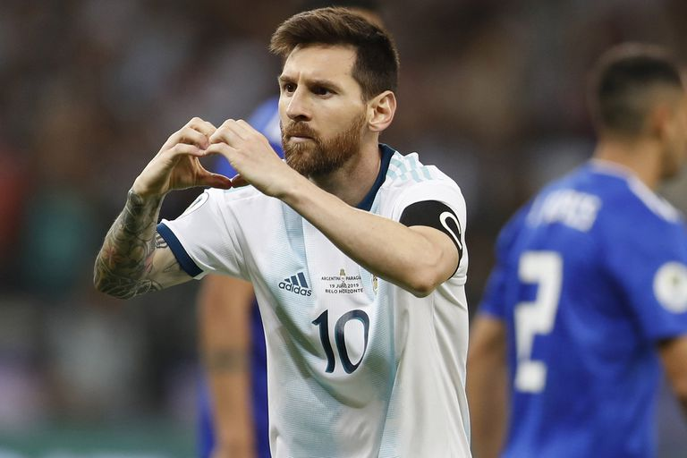 Lionel Messi, distinguido con los Premios Konex.