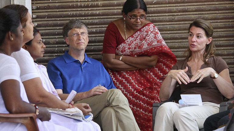 La Fundación Bill y Melinda Gates, tiene una iniciativa de tierras agrícolas, llamada Gates Ag One
