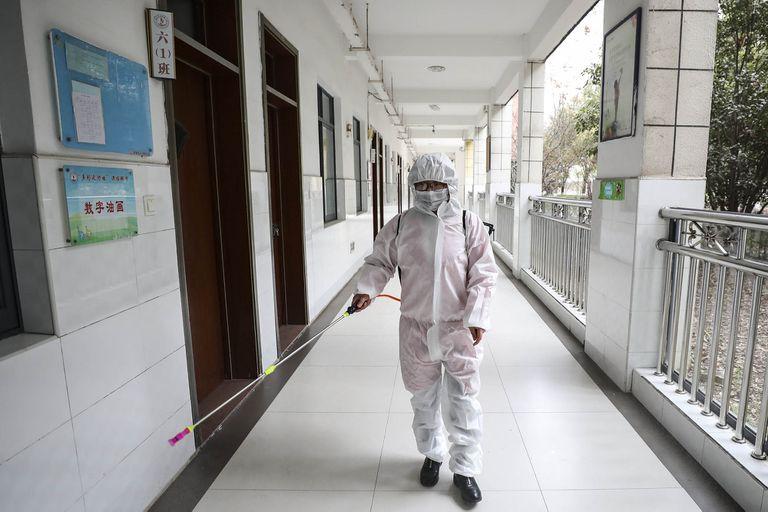 La epidemia del coronavirus tiene una tasa de mortalidad del 2 al 4% de acuerdo al país