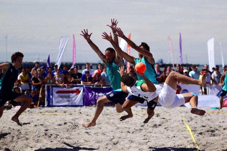 La evolución de Juegos Nacionales de Playa: qué son y cuáles son sus objetivos