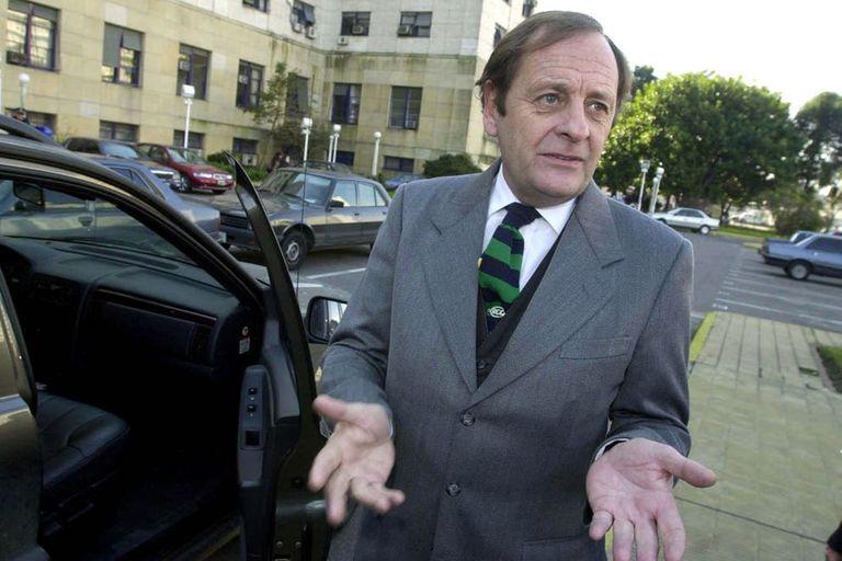 El Gobierno oficializó la renuncia del juez Rodolfo Canicoba Corral
