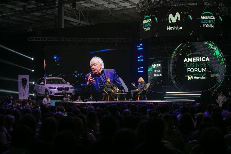 Guillermo Coppola participó del América Business Fórum