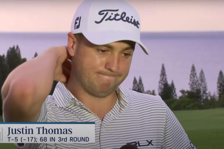 Thomas: el insulto homofóbico que ya le costó al golfista la baja de un sponsor