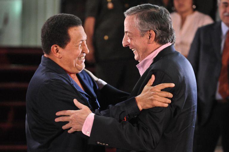 Los días felices de Chávez y Kirchner. Durante el kirchnerismo, la Argentina y Venezuela estrecharon sus vínculos como nunca antes, motivados no solo por la afinidad política (compartida también con Brasil), sino también por los negocios