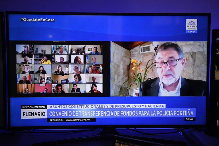 El acuerdo Nación-provincias obtuvo dictamen en la comisión que preside el peronista Carlos Caserio