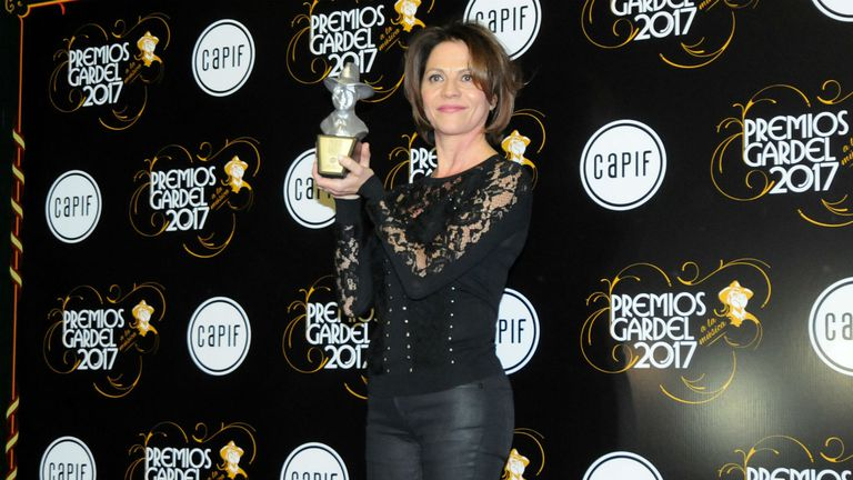 Marcela Morelo triunfó en la categoría pop, venciendo a la favorita Lali Espósito