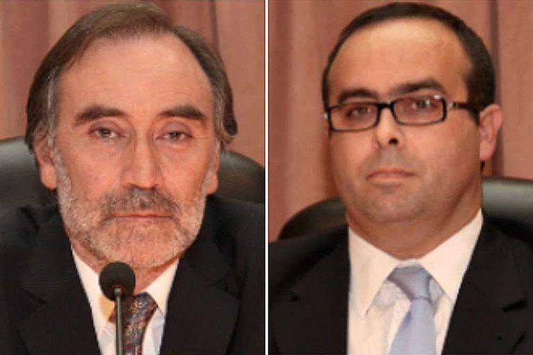 Bruglia y Bertuzzi: no fueron a Comodoro Py y pidieron extender sus licencias