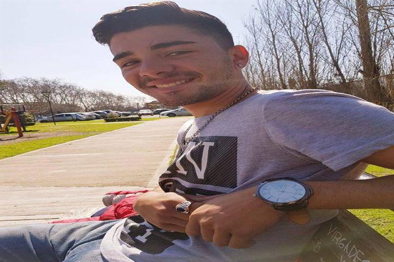 Rodrigo Torres, la víctima