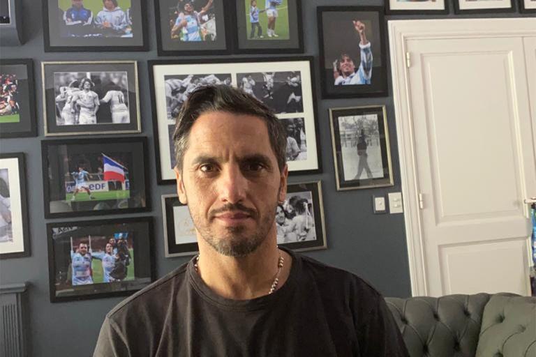 """Pichot. """"Quiero ser presidente porque busco un empuje para el rugby global"""""""