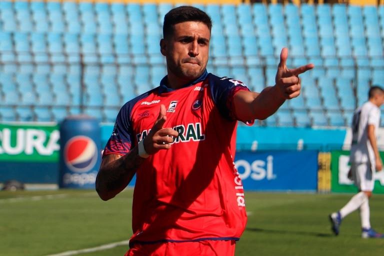 Ramiro Rocca, el argentino que convirtió más goles que Messi en 2020 y fue