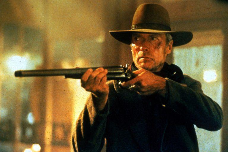 Eastwood, en Los imperdonables (1992), película ganadora de cuatro Oscar