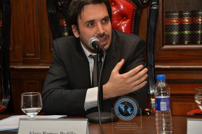 El juez de Dolores Alejo Ramos Padilla