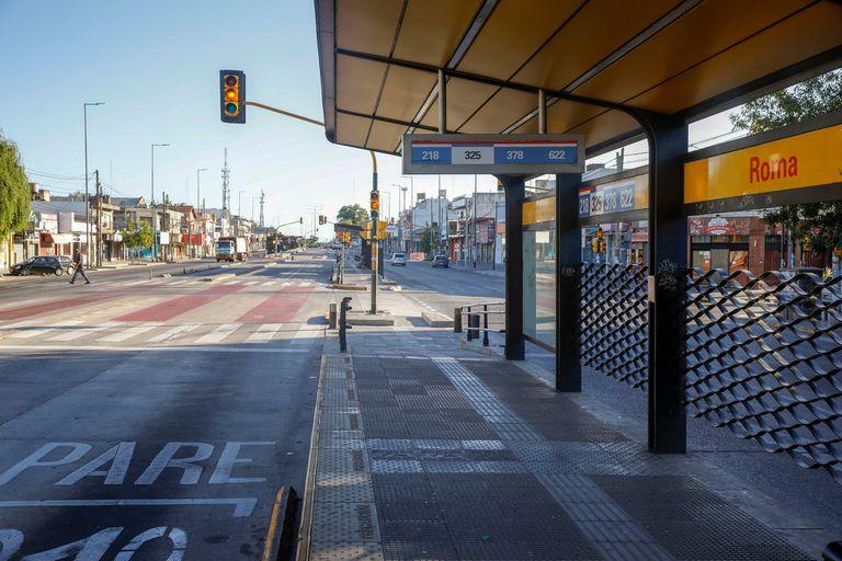 Metrobus ruta 3, Isidro Casanova, La Matanza