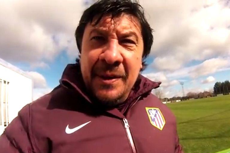 """El """"Mono"""" Burgos quiere """"beneficiar al gol"""" y cambiar el sistema de puntuación"""