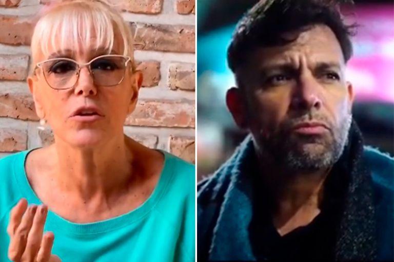 Escándalo en el streaming por Valeria Lynch y Martín Bossi