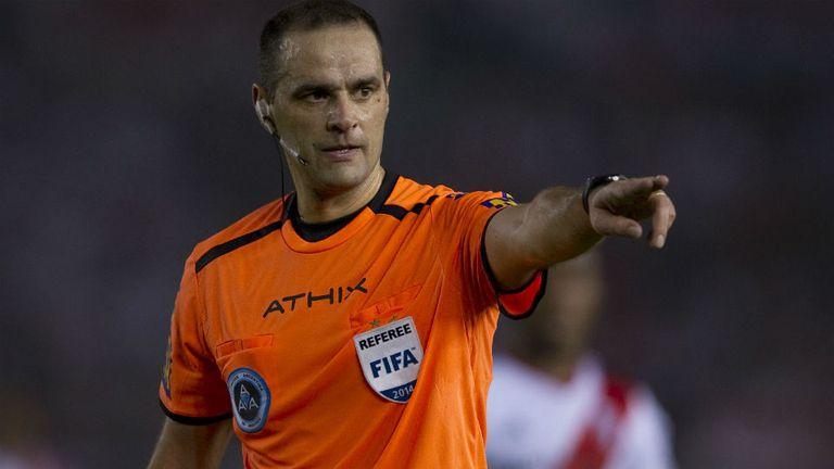 Diego Abal, de la AAA, designado para dirigir el superclásico