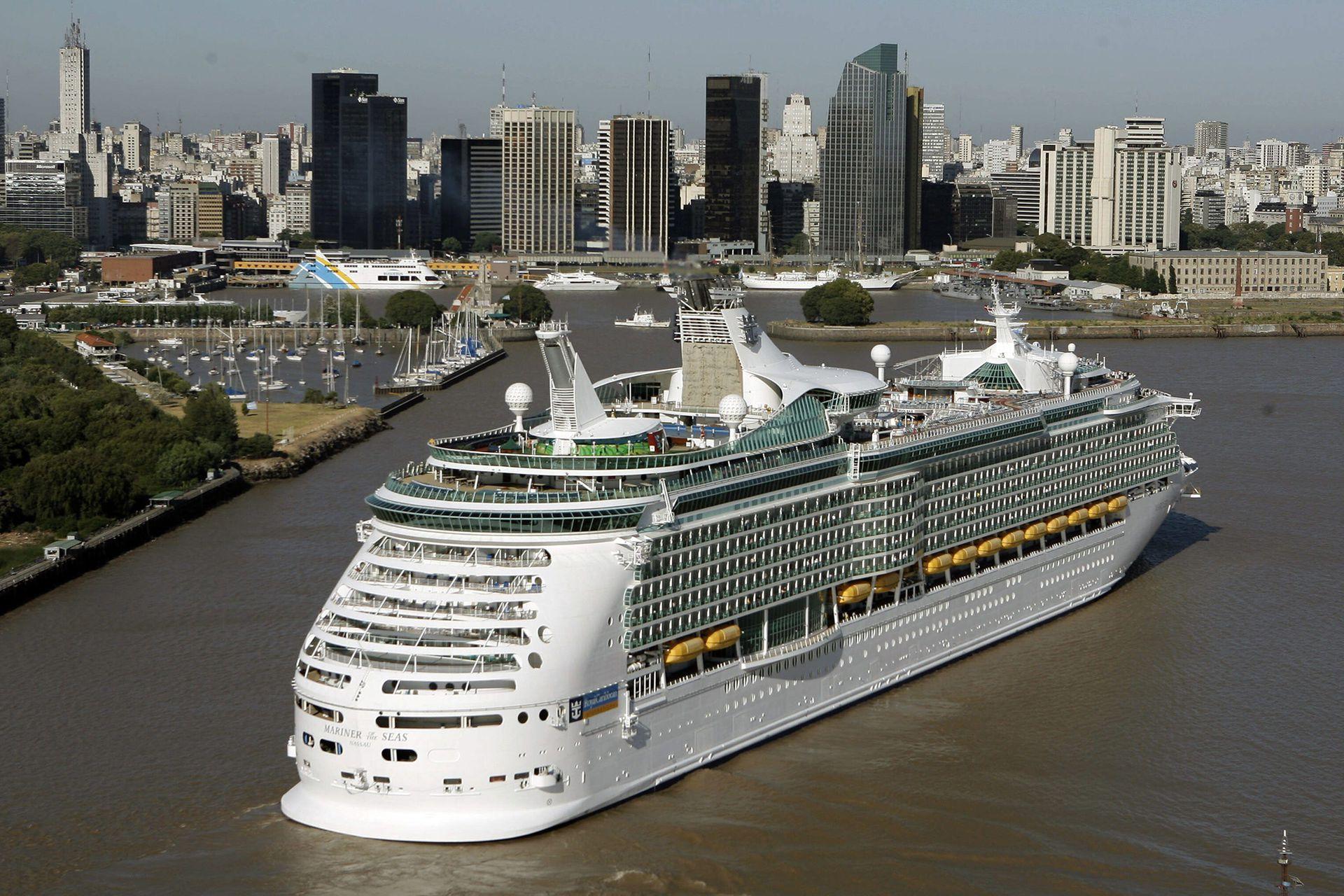 Todavía no está confirmada la temporada de cruceros en el puerto de Buenos Aires, pero las navieras avanzan con los protocolos