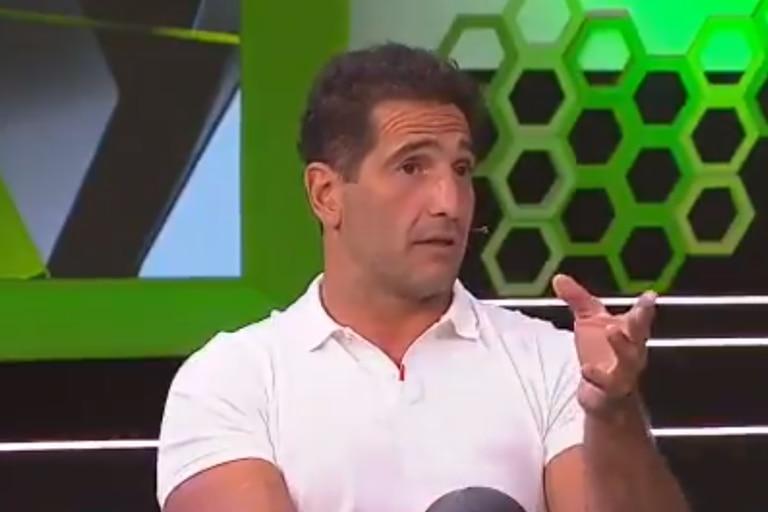 "Juan Manuel Leguizamón: ""El tercer tiempo es muy argentino"""