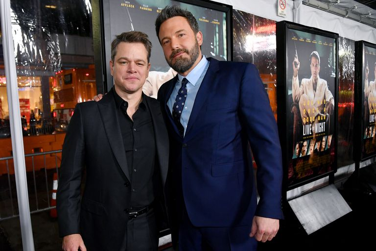 Hasta Matt Damon opinó sobre el posible romance de Ben Affleck y Jennifer Lopez