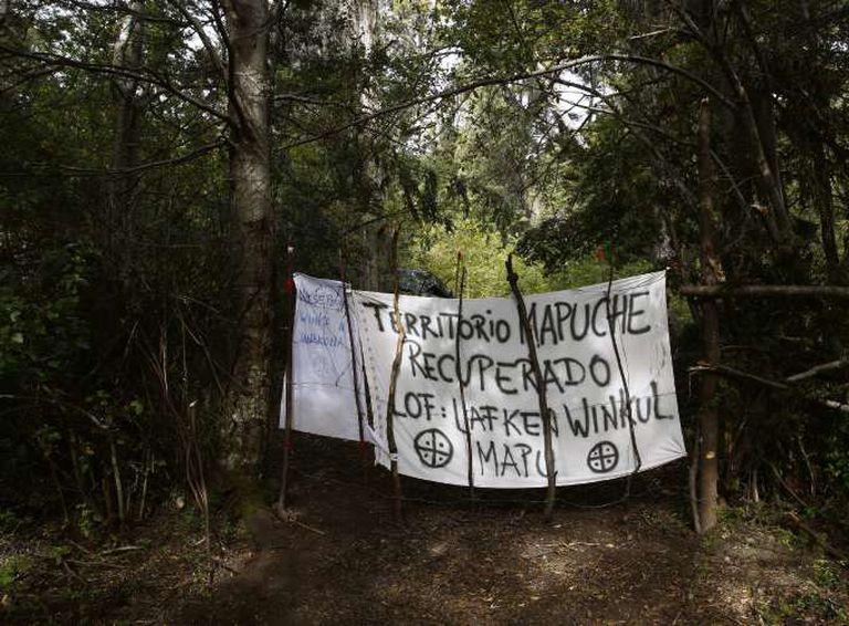 A 10 días de la muerte del joven mapuche, la Justicia no revisó el lugar