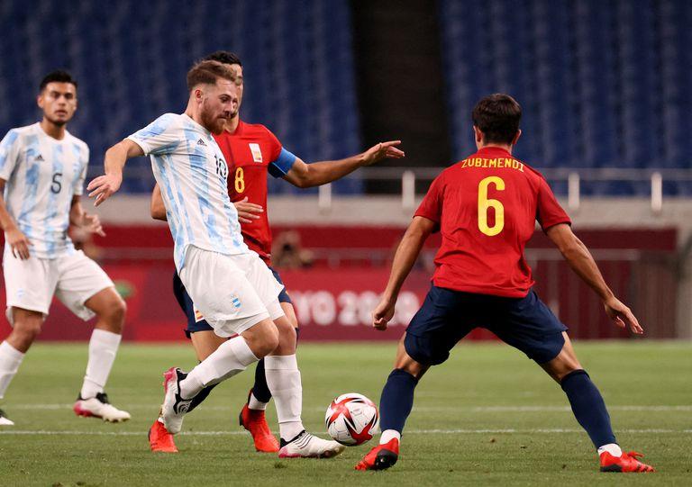 La selección de fútbol se juega una final contra España para clasificarse a cuartos