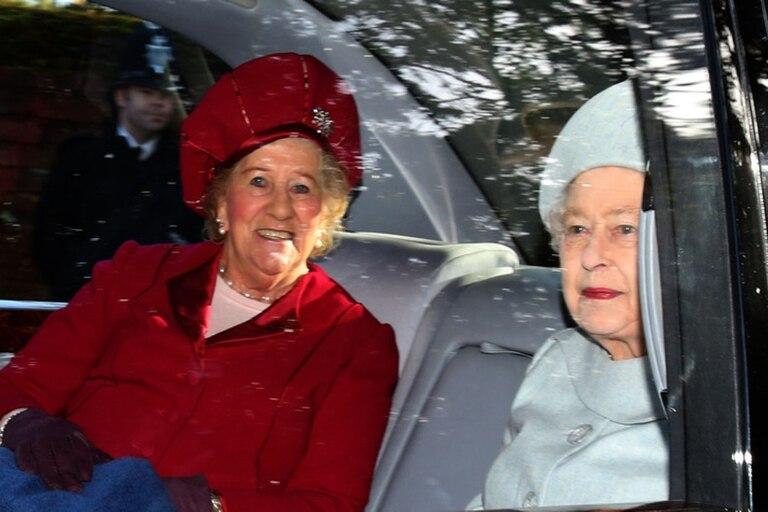 Lady Mary Colman y la Reina Isabel II tenían varios rasgos en común