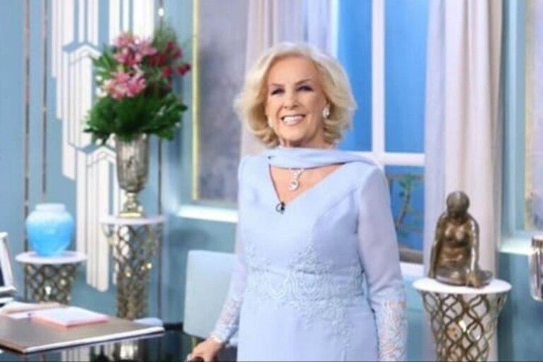 Te contamos algunos de los regresos más especiales de Mirtha Legrand a la televisión