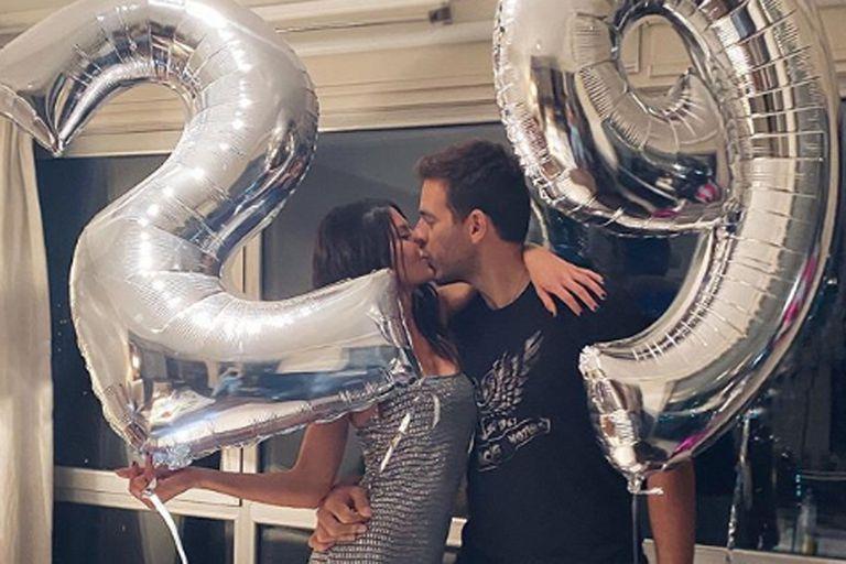 La modelo cumplió sus 29 años rodeada de amor: Juan Martín Del Potro le organizó una fiesta sorpresa