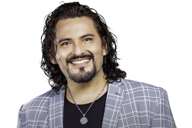 José García, ganador de Operación triunfo segunda generación