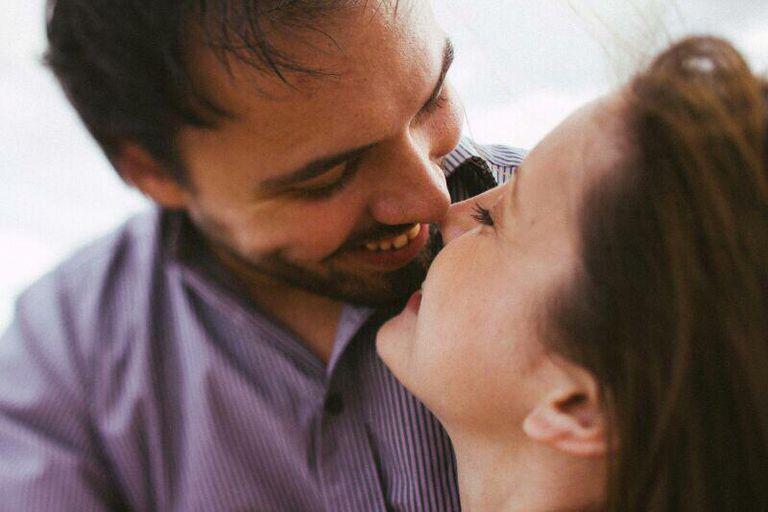 Canceló la boda, salvó la vida de su ex y dio un vuelco a su historia de amor