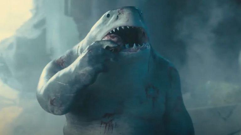 King Shark (Sylvester Stallone)